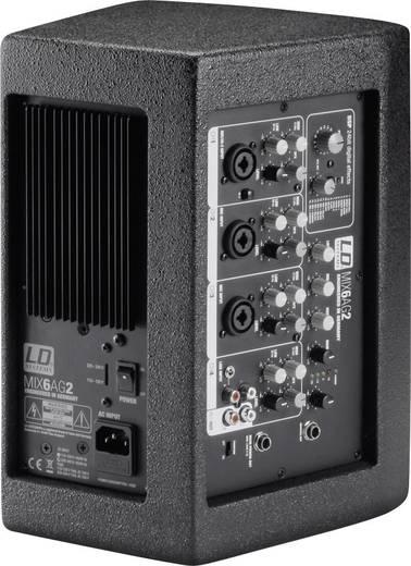 Aktiver PA Lautsprecher 16.5 cm 6.5 Zoll LD Systems MIX6AG2 140 W 1 St.