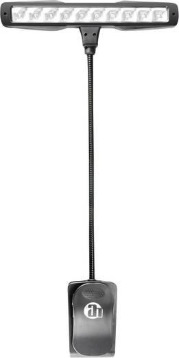 Adam Hall SLED10 LED Notenpultleuchte Schwarz