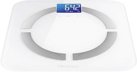 Körperanalysewaage Medisana BS 430 Connect Wägebereich (max.)=150 kg Weiß