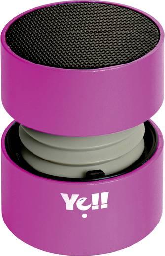 Silva Schneider Mini-Lautsprecher Ye!! SP-BT 1203 Bluetooth