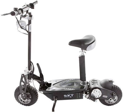 e scooter sxt scooters esc1000 1 turbo schwarz blei 36 v. Black Bedroom Furniture Sets. Home Design Ideas