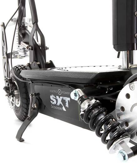 E-Scooter SXT Scooters ESC1000.1 Turbo Schwarz Blei 36 V 12 Ah Straßenzulassung: Nein