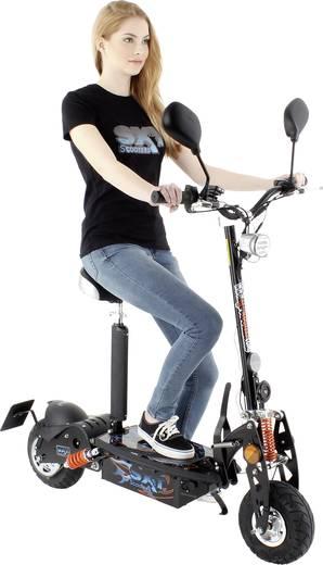sxt scooters esc500eec 1 e scooter schwarz blei 36 v 12 ah. Black Bedroom Furniture Sets. Home Design Ideas