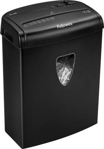 Fellowes Powershred H-8C Aktenvernichter Partikelschnitt 4 x 35 mm 11 l Blattanzahl (max.): 8 Sicherheitsstufe 4 Vernich