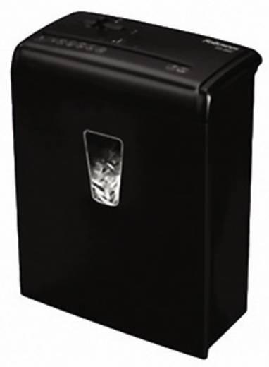 Aktenvernichter Fellowes Powershred® H-6C Partikelschnitt Sicherheitsstufe 4 Vernichtet auch Büroklammern, Heftklammern,