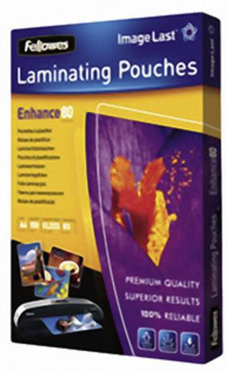 Laminierfolie Fellowes DIN A4 80 micron glänzend 100 St.