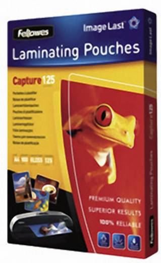 Laminierfolie Fellowes DIN A4 125 micron glänzend 100 St.