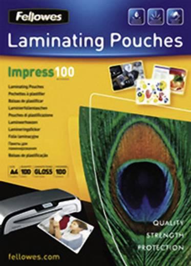Laminierfolie Fellowes DIN A4 100 micron glänzend 100 St.