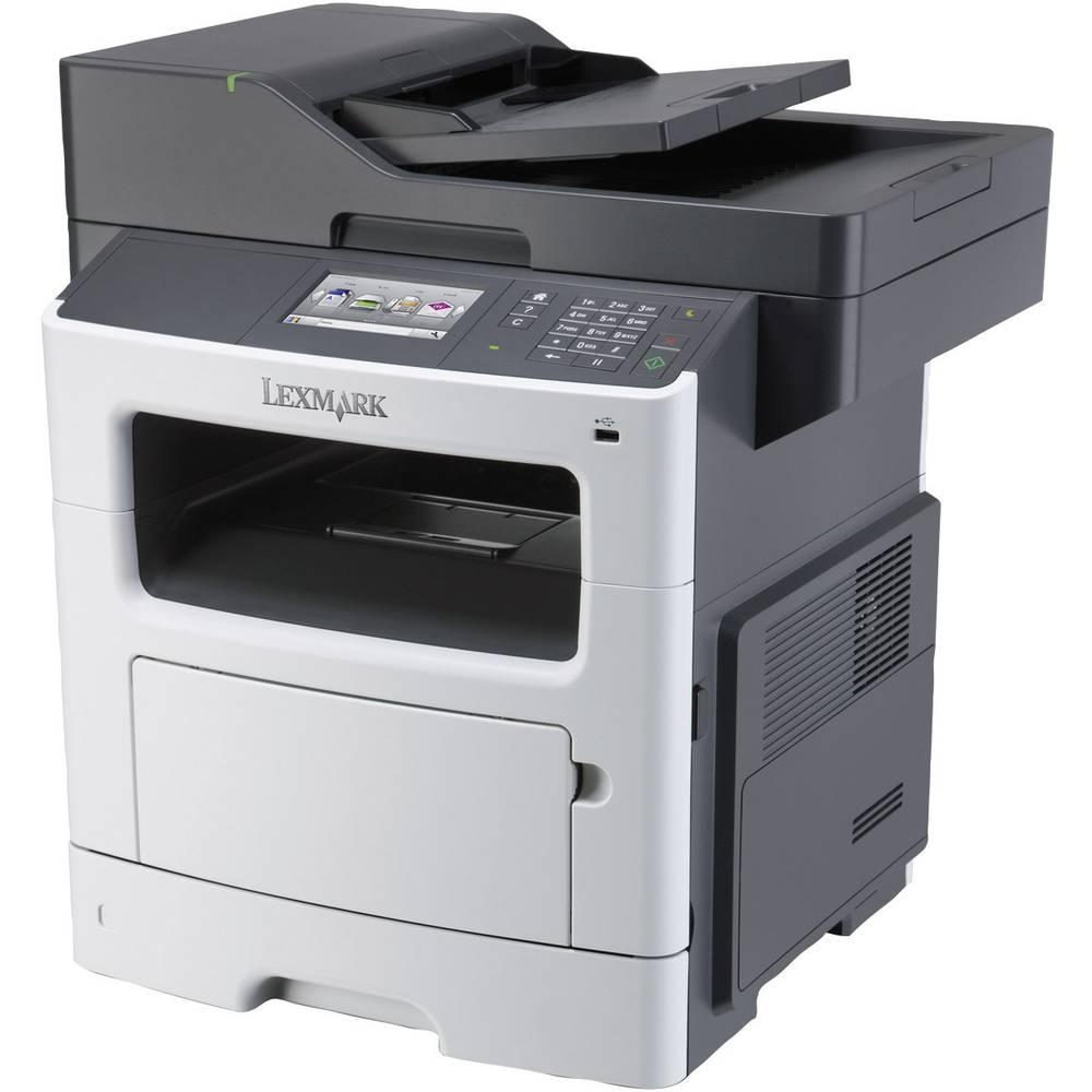 imprimante multifonction laser a4 lexmark mx510de sur le. Black Bedroom Furniture Sets. Home Design Ideas