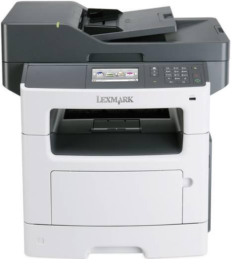 Lexmark MX510de Monolaser-Multifunktionsdrucker A4 Drucker, Kopierer, Scanner ADF, Duplex, LAN