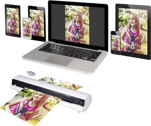 Einzug-Dokumentenscanner Air Copy E-Post Edition