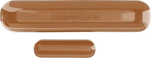 Fibaro FIB_FGK-106 Funk-Tür-, Fensterkontakt Braun