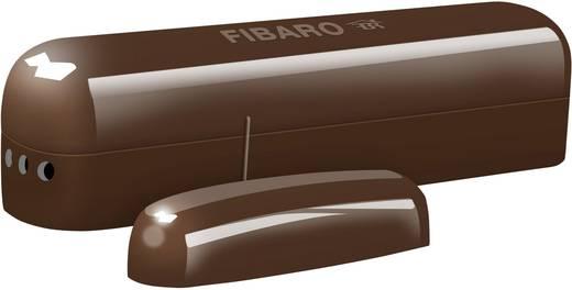 Fibaro FIB_FGK-107 Funk-Tür-, Fensterkontakt Dunkel-Braun