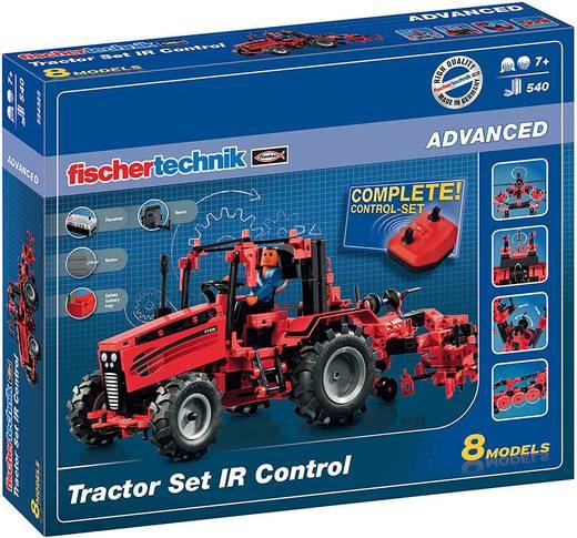 Experimentierkasten fischertechnik Tractor Set IR Control 524325 ab 7 Jahre