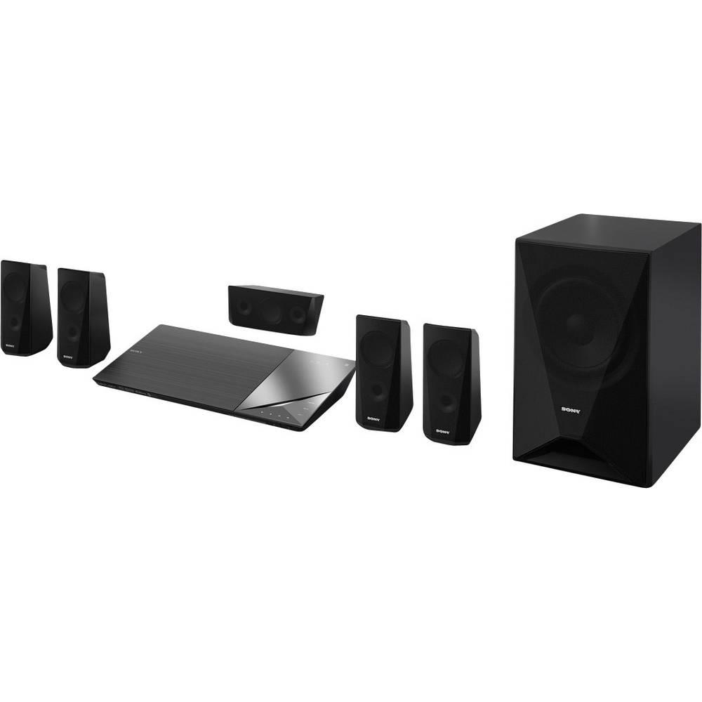Sony BDV-N5200W 5.1 3D Blu-ray Heimkinosystem 1000 W Schwarz ...