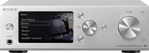 2.1 AV-Receiver Sony HAP-S1S 2x40 W Silber WLAN, Interner Speicher