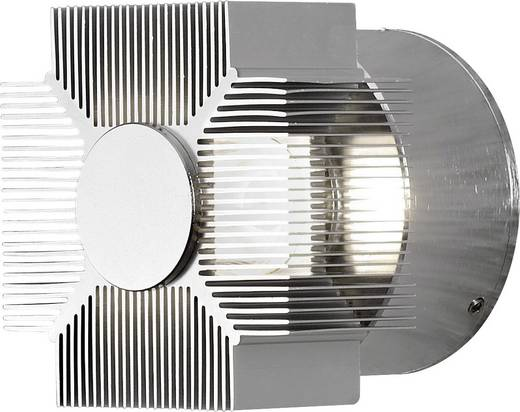 LED-Außenwandleuchte 3 W Warm-Weiß Konstsmide Monza 7943-310 Aluminium