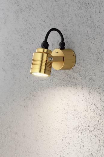 Konstsmide Monza Medium 7903-800 LED-Außenwandleuchte 3 W Warm-Weiß Bronze