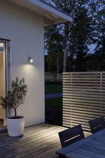 Konstsmide Monza Medium 7941-310 LED-Außenwandleuchte mit Bewegungsmelder 3 W Warm-Weiß Aluminium