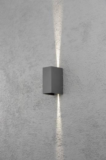 Konstsmide Cremona 7940-370 LED-Außenwandleuchte 6 W Warm-Weiß Anthrazit