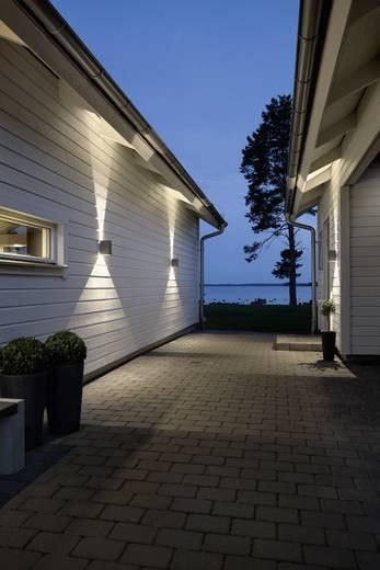 LED-Außenwandleuchte 6 W Warm-Weiß Konstsmide Cremona 7940-370 Anthrazit