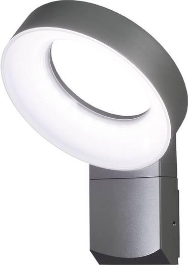 LED-Außenwandleuchte 18 W Neutral-Weiß Konstsmide Asti 7273-370 Anthrazit