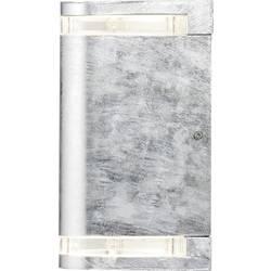Venkovní nástěnné osvětlení Konstsmide Modena Aites 7518-320, GU10, 70 W, ocel, ocelová