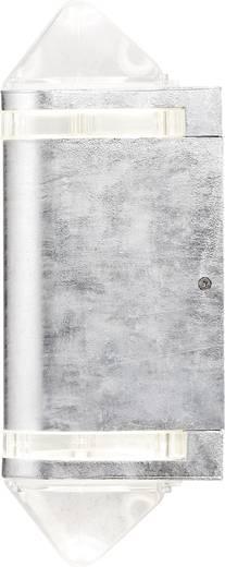 Außenwandleuchte Halogen GU10 70 W Konstsmide Modena Aites II 7519-320 Stahl