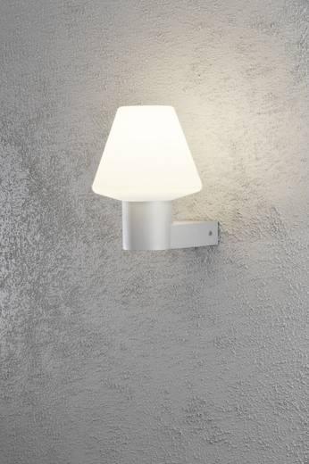Außenwandleuchte Energiesparlampe, LED E27 18 W Konstsmide Barletta 7271-302 Grau
