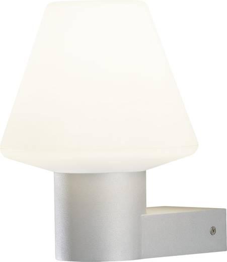 Konstsmide Barletta 7271-302 Außenwandleuchte Energiesparlampe, LED E27 18 W Grau