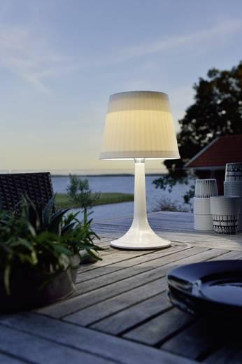 Solar-Tischlampe 0.5 W Neutral-Weiß Konstsmide Assis Sitra 7109-202 Weiß
