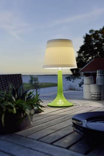 Solar-Tischlampe 0.5 W Neutral-Weiß Konstsmide Assis Sitra 7109-602 Grün
