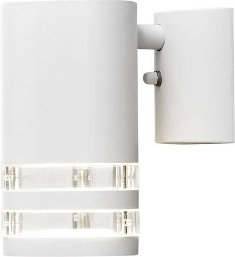 Außenwandleuchte Halogen GU10 35 W Konstsmide Modena Big 7515-250 Weiß