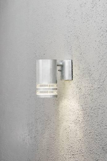 Konstsmide Modena Big 7515-320 Außenwandleuchte Halogen GU10 35 W Stahl