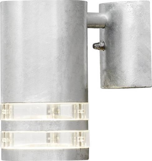 Außenwandleuchte Halogen GU10 35 W Konstsmide Modena Big 7515-320 Stahl