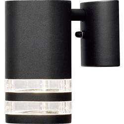 Venkovní nástěnné osvětlení Konstsmide Modena Big 7515-750, GU10, 35 W, hliník, akryl, černá