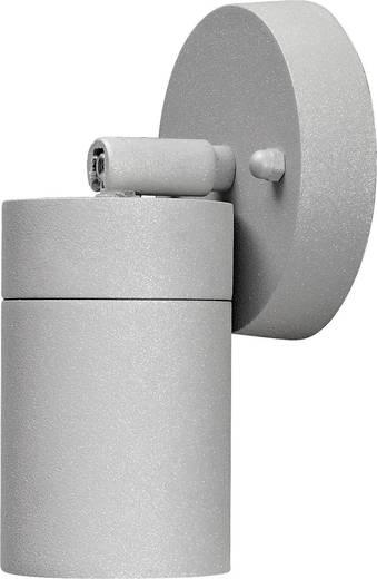 Konstsmide Modena Spot 7598-300 Außenwandleuchte Energiesparlampe, LED GU10 7 W EEK: B (A++ - E) Grau