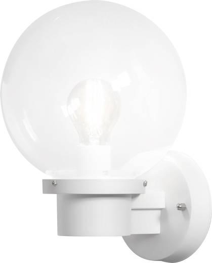 Außenwandleuchte Energiesparlampe, LED E27 60 W Konstsmide Nemi 7335-250 Weiß