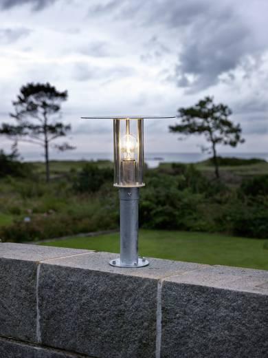 Außenstandleuchte Glühlampe, Energiesparlampe E27 60 W Konstsmide Mode 661-320 Stahl