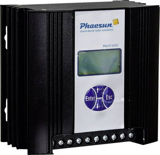 Phaesun All Round Hybrid 600 - 24 Laderegler PWM 24 V 10 A