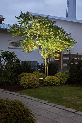 LED-Gartenleuchte LED 4 W Warm-Weiß Konstsmide Amalfi 7646-000 Schwarz