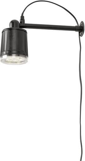 LED-Gartenleuchte LED 4 W Neutral-Weiß Konstsmide Amalfi 7648-000 Schwarz