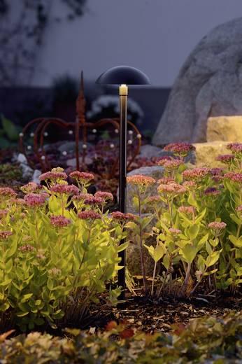 LED-Gartenleuchte LED 8.64 W Neutral-Weiß Konstsmide Amalfi 7680-000 Schwarz