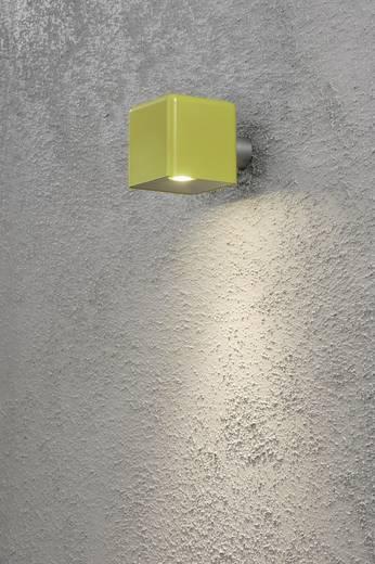 LED-Außenwandleuchte 3 W Warm-Weiß Konstsmide Amalfi Nova 7681-100 Oliv