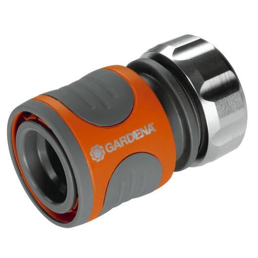 """GARDENA 8166-30 Premium Schlauchstück 13 mm (1/2"""") Ø, Steckkupplung"""