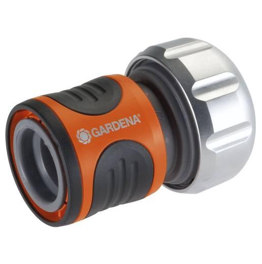 """Schlauchstück 16 - 19 mm (3/4"""") Ø, Steckkupplung Wasserstop GARDENA Premium 8169-30"""