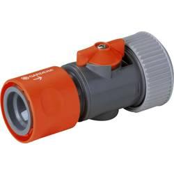 """GARDENA 00943-50 spojka s regulačným ventilom 19 mm (3/4"""") Ø, násuvný spoj"""