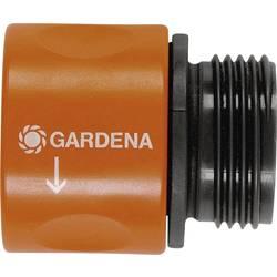 """GARDENA 00917-50 prechodový kus pre hadice 26,44 mm (3/4"""") vonkajší závit, násuvný spoj"""