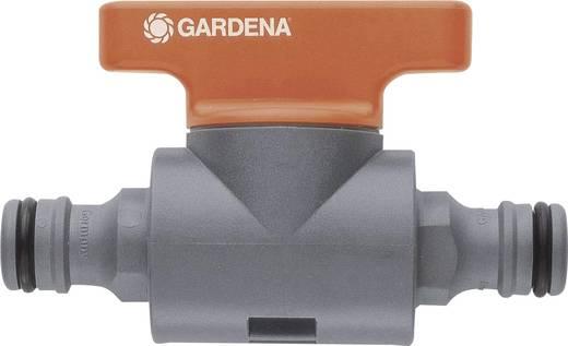 kupplung steckkupplung mit regulierventil gardena 2976 50. Black Bedroom Furniture Sets. Home Design Ideas