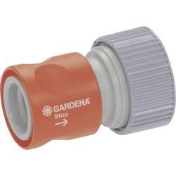 """GARDENA 02814-20 hadicová koncovka násuvný spoj, 19 mm (3/4"""") Ø uzáver vody"""